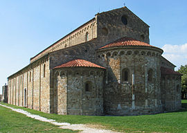 Basilica San Piero a Grado, located near the town of Pisa/Italy |Source=self-made |Date=27.05.2006 |Author= Manfred Heyde