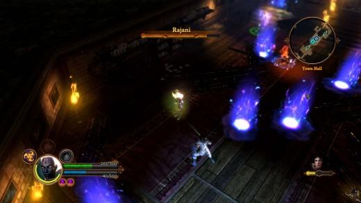 Dungeon Siege 3 Rajani Archon Form