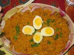 How to make Chicken Briyani: Indian Rice Recipe
