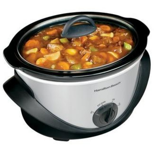 Slow cooker is perfect for dieting