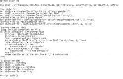 Ping Script
