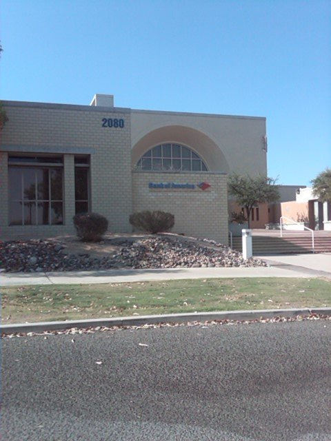 Bank of America Branch in Casas Adobes, Arizona