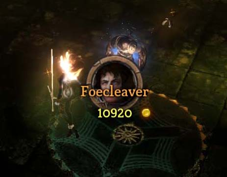 Dungeon Siege 3 Foecleaver