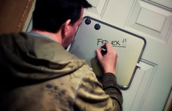 Whiteboards are fine for temporary alerts, as long as no one erases your notes--d'oh! CCL B