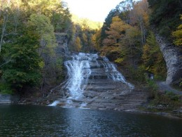 Buttermilk Falls State Park - Ithica New York