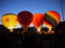 Night illumination - Photo by Edward M. Fielding http://tinyurl.com/6aaojyr
