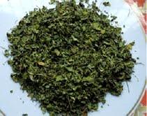 Dried herb - fenugreek. Pics by sofs