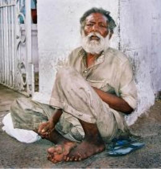Helpless Poor