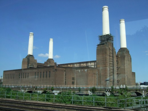 Battersea Power Station (c) Azure11, 2011