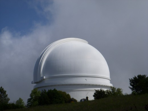 Palomar Observatory, Pala
