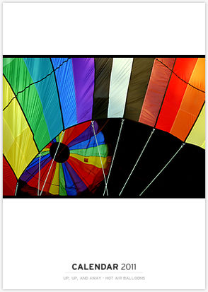 New - Hot Air Balloon Calendar by Edward Fielding http://tinyurl.com/6aaojyr