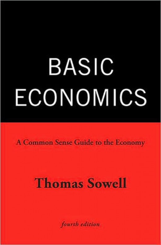 Updated fourth edition of Basic Economics: A Common Sense Guide to the Economy by Thomas Sowell