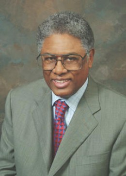 Esteemed economist and author Thomas Sowell who continues to churn out best selling books at age 80