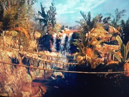 """The Paradise"" courtesy of the Annihilation Map Pack Reveal trailer."