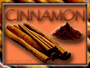 Knowing that cinnamon is also an aphrodisiac, may be reason enough to add it to your BBQ spice rub!