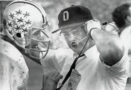 Woody Hayes and Rex Kern  Rose Bowl 1969