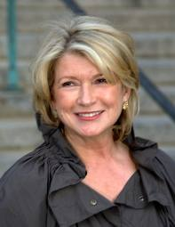 Martha Stewart. The White House never looked better, the linens never fresher, the silver never shinier, and the pillows never plumper.