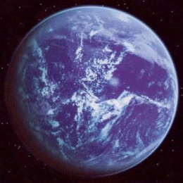 """Missing planet Kamino. If found, please call your local planet shelter."""