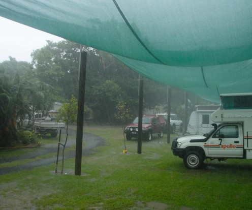 Rain? You aint seen nothing until you've spent five days in a Cooktown monsoon