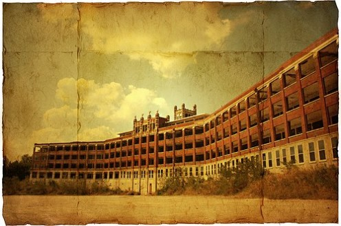 The Ghosts of Waverly Hills Asylum in Kentucky