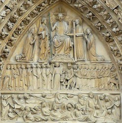 Role of Religion in Art During the Gothic and Romanesque Time Periods