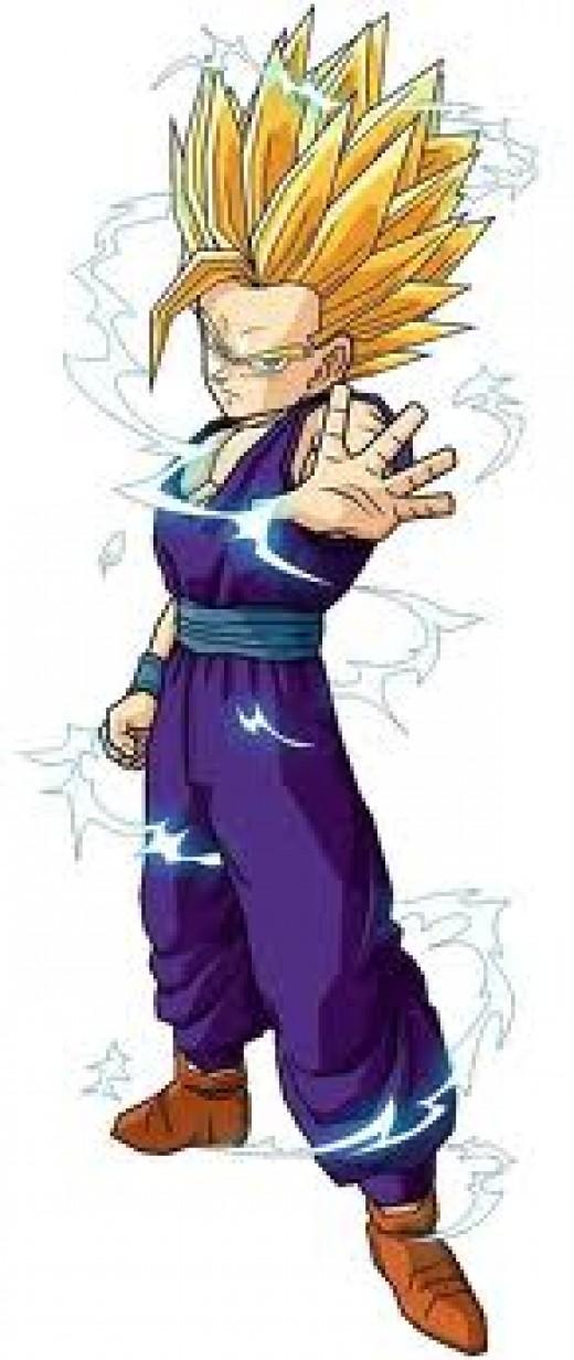 Super Saiyan 2 Gohan
