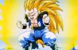 Super Saiyan 3 Gotenks