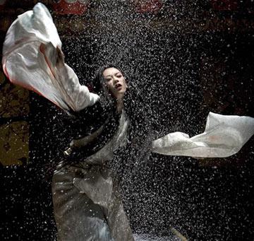 The Snow Dance - Memoirs of a Geisha.