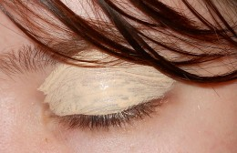 Apply Eye Base to entire eyelid - this is Almay's Eye Brightener