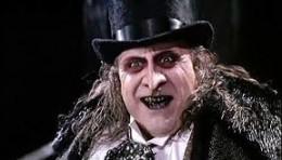 """Danny DeVito as The Penguin in """"Batman' film"""