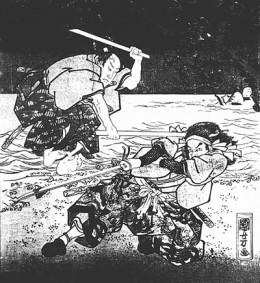 Musashi Miyamoto vs Kojiro Sasaki