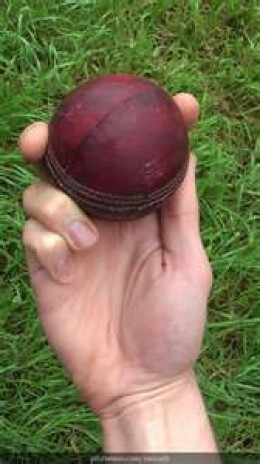 The off spin grip