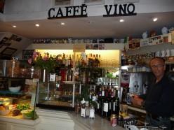 Florence, Italy: Caffe degli Artigiani- a REAL Neighborhood Bar