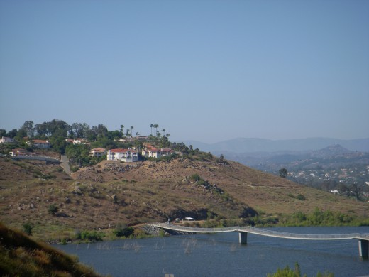 Kreitzer Bridge, Rancho Bernardo