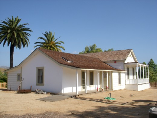 Sikes Adobe, Escondido