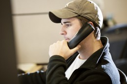 Good phone manners are essential for CSRs.