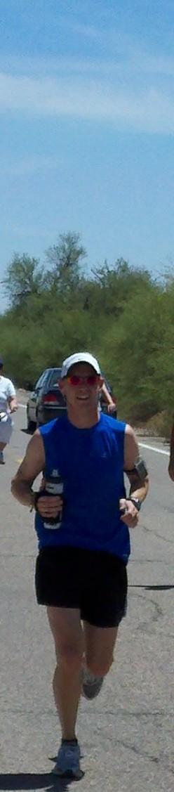 Why Wait For An Organized Marathon?
