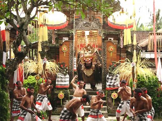 Bali Dance - Backpacking to Bali