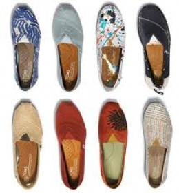 Various designs can be found at toms.com.