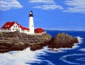 Cooking Up a Kitchen Lighthouse Theme ... Ideas for Decorating with Lighthouses