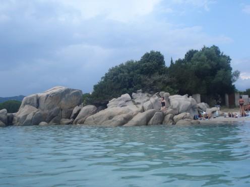 San Giulia, Corsica, France