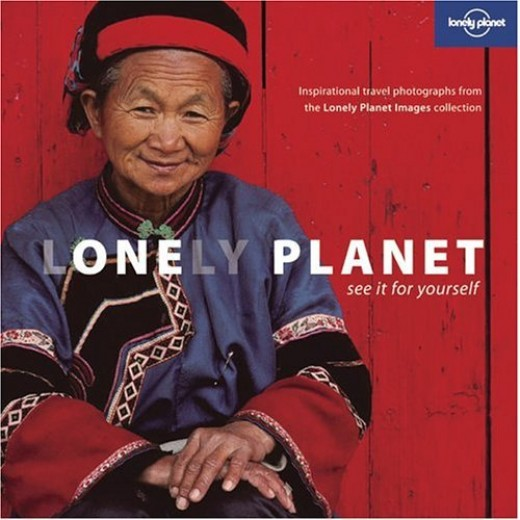 the cover Of Lonely Planet coffee table book, published by National Geographic