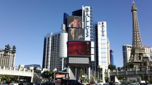 Ballys Las Vegas, 3645 Las Vegas Blvd South, Las Vegas, Nevada