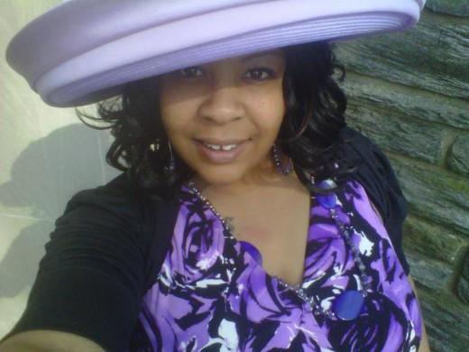 President Evangelist Queen Keva Cooke