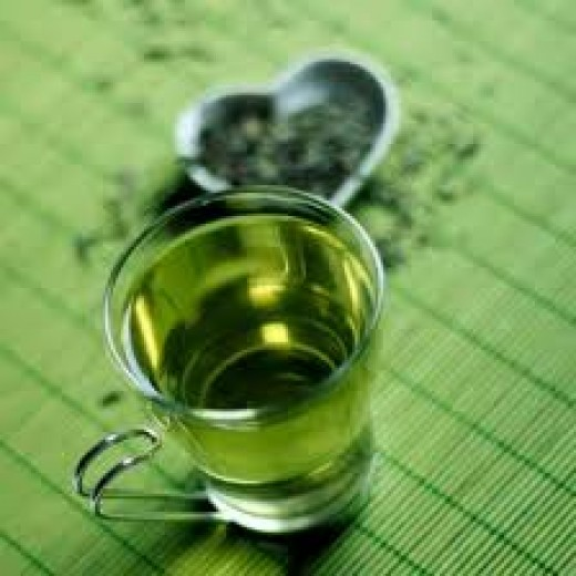 Pour Yourself A Cup Of Green Tea