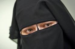 The beautiful Muslima......... Beauty behind the Veil........