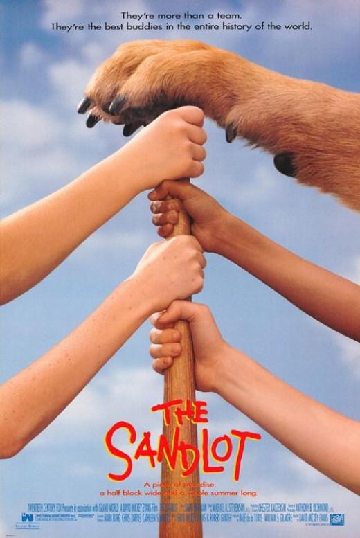 The Sandlot Poster