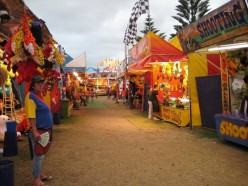 Church: Carnival Rides, Games and Sideshows
