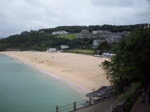 Porthminster Bay, St. Ives