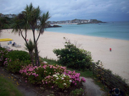 Porthminster bay